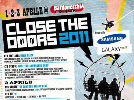 Close The Doors 2011